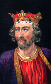 Portrait of Edward I