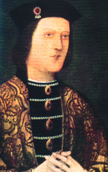 Portrait of Edward IV