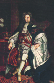 Portrait of George II