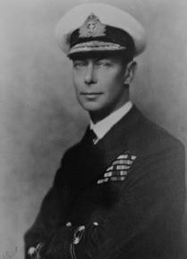Portrait of George VI