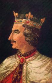 Portrait of Henry I