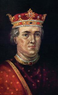 Portrait of Henry II