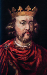 Portrait of Henry III