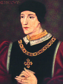 Portrait of Henry VI