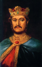 Portrait of Richard I