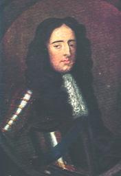 Portrait of William III and Mary II